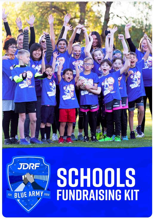 School Fundraising Kit 2021